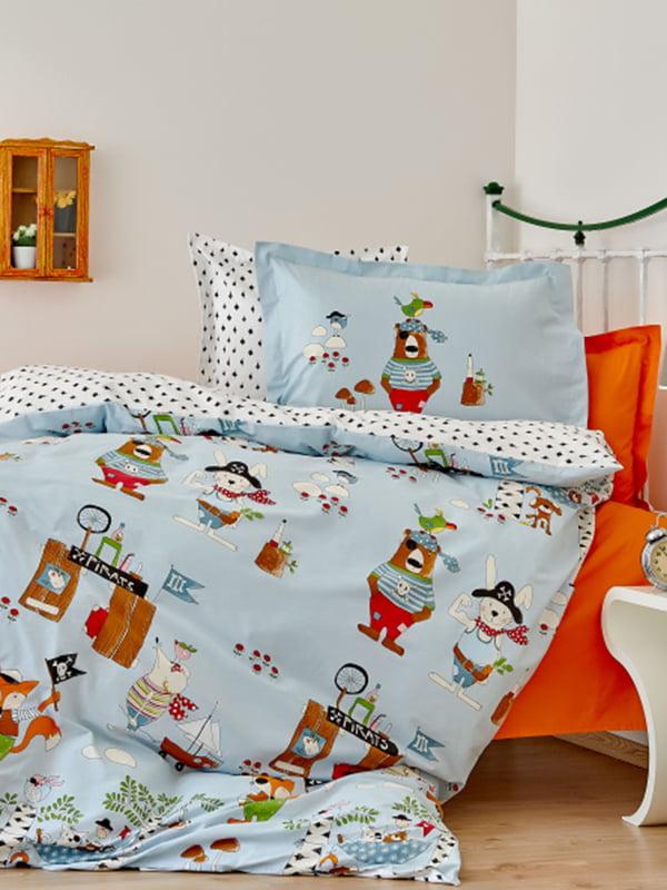 Комплект постельного белья | 5514838