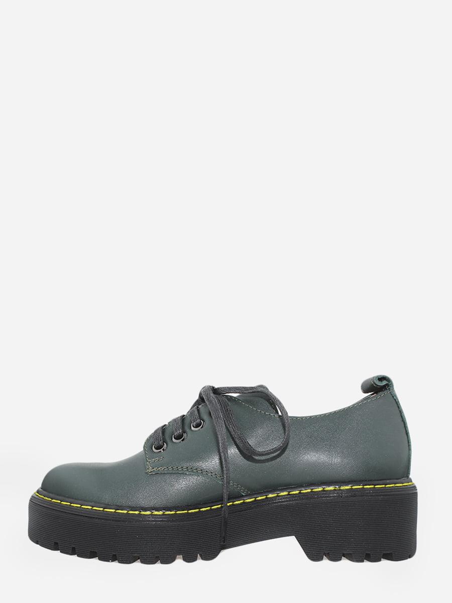 Туфлі зелені | 5765496