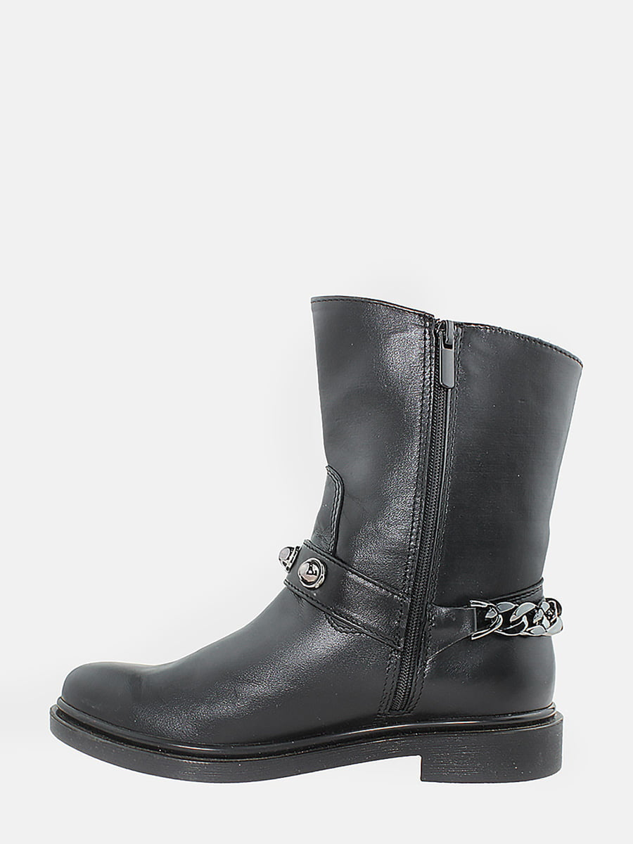 Черевики чорні | 5766257