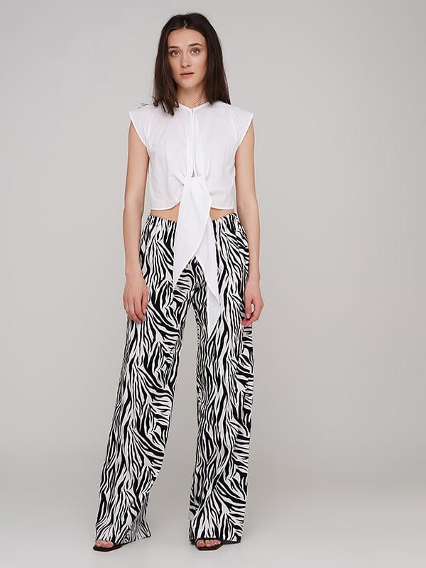 Блуза белая   5752801