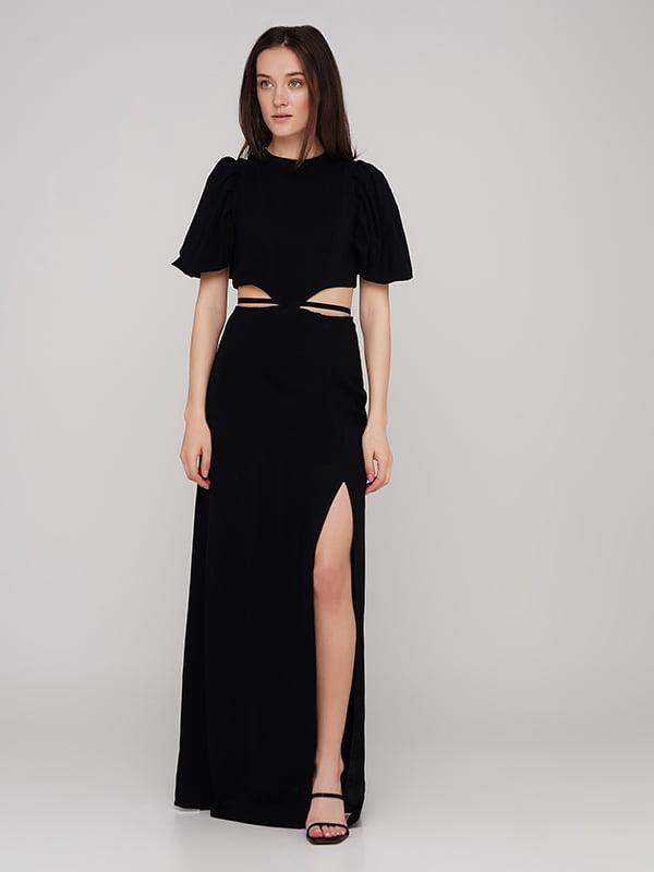 Платье черное | 5769469