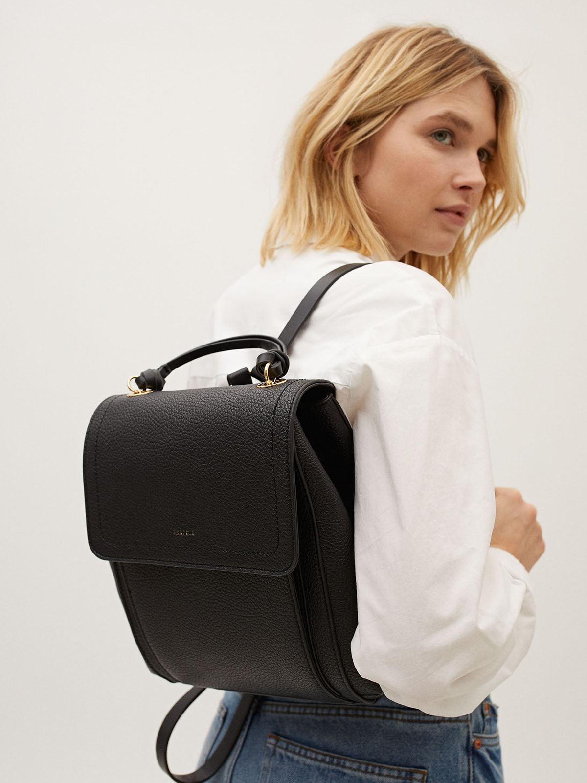 Рюкзак черный | 5769597
