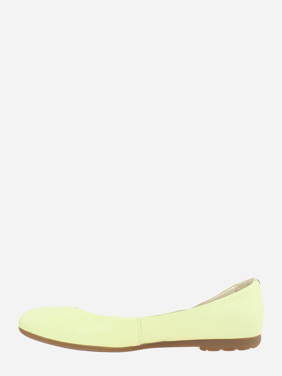 Балетки жовті | 5765511