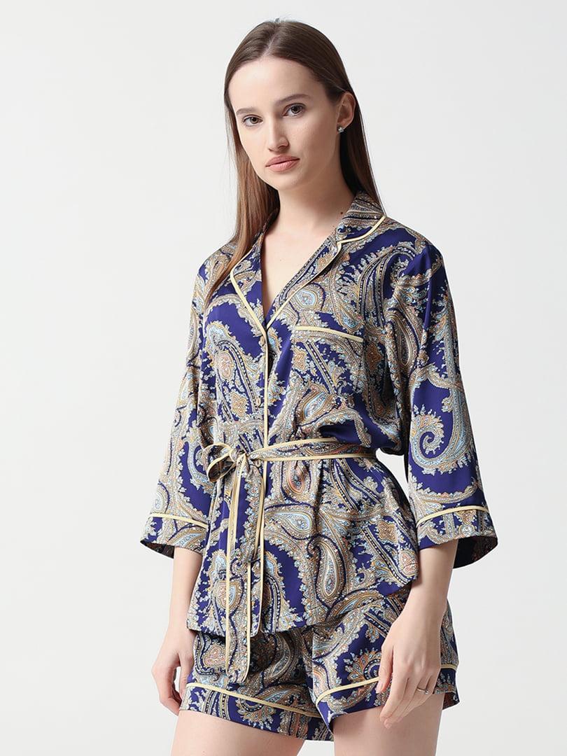 Пижама: рубашка и шорты | 5777194