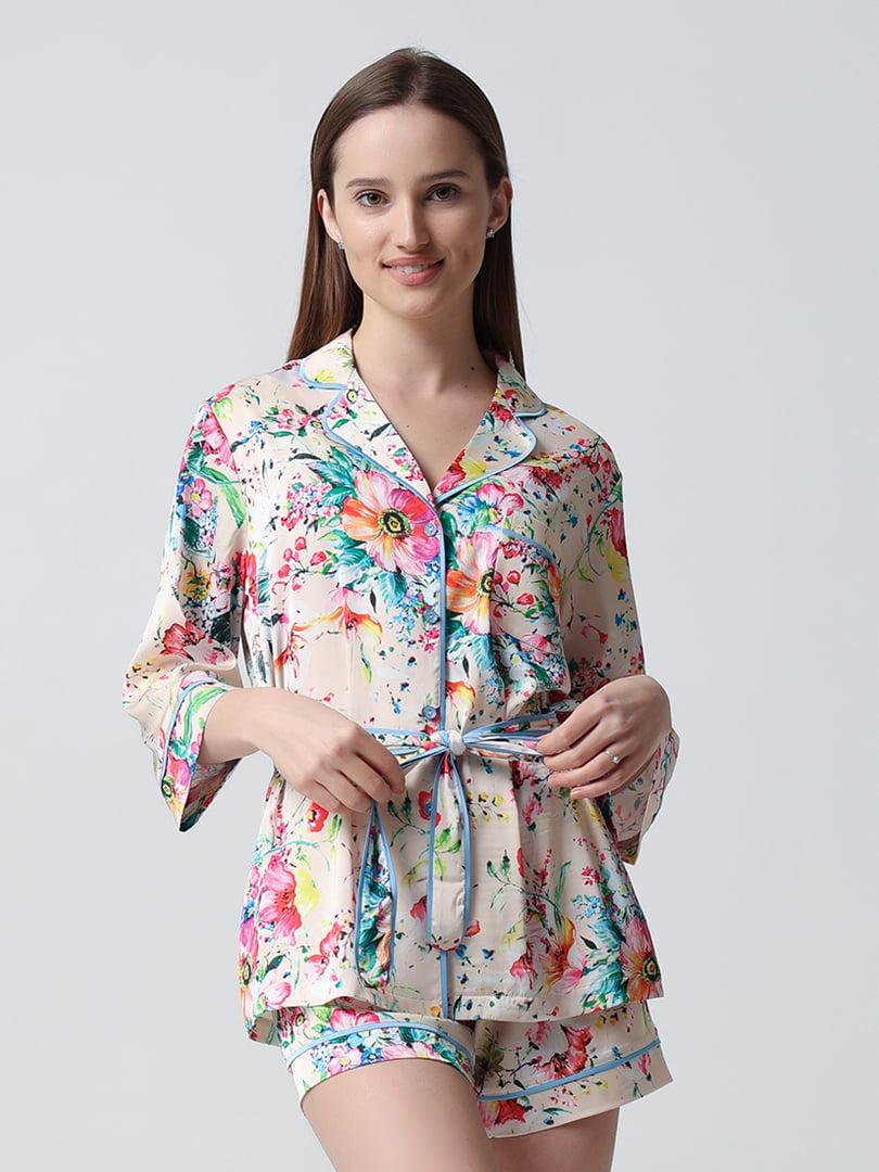 Пижама: рубашка и шорты | 5777196