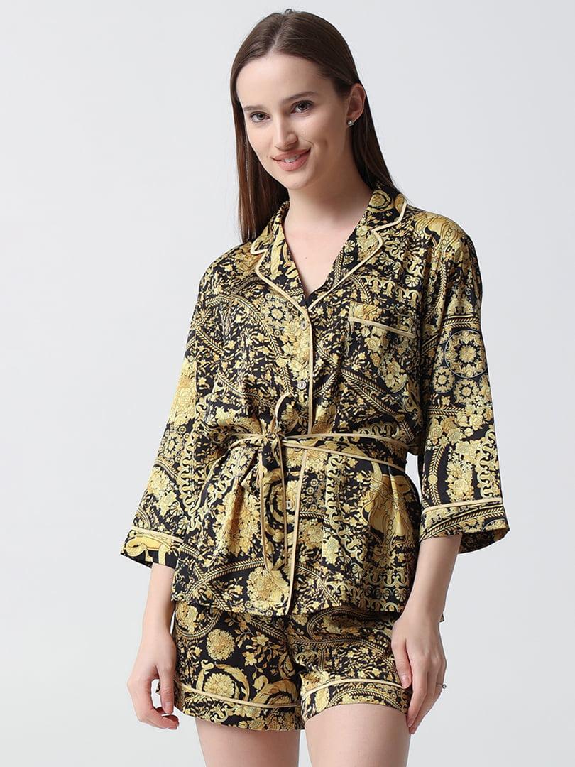 Пижама: рубашка и шорты   5777197