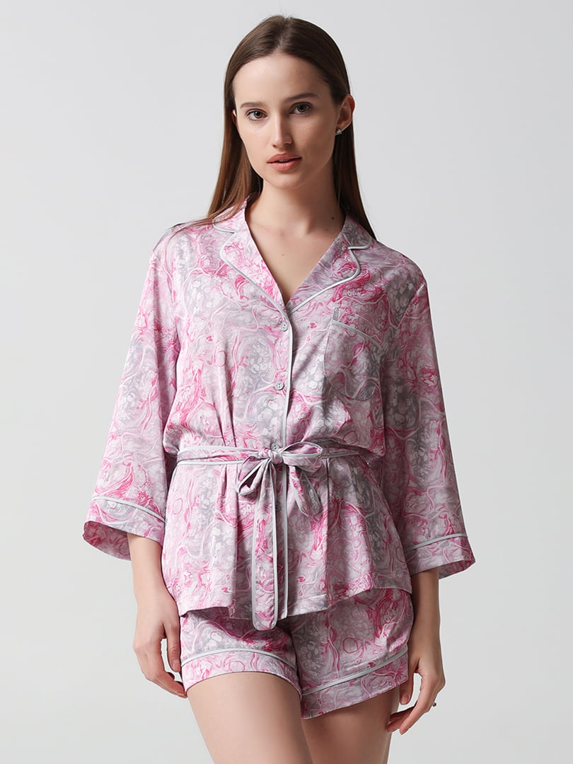 Пижама: рубашка и шорты | 5777199