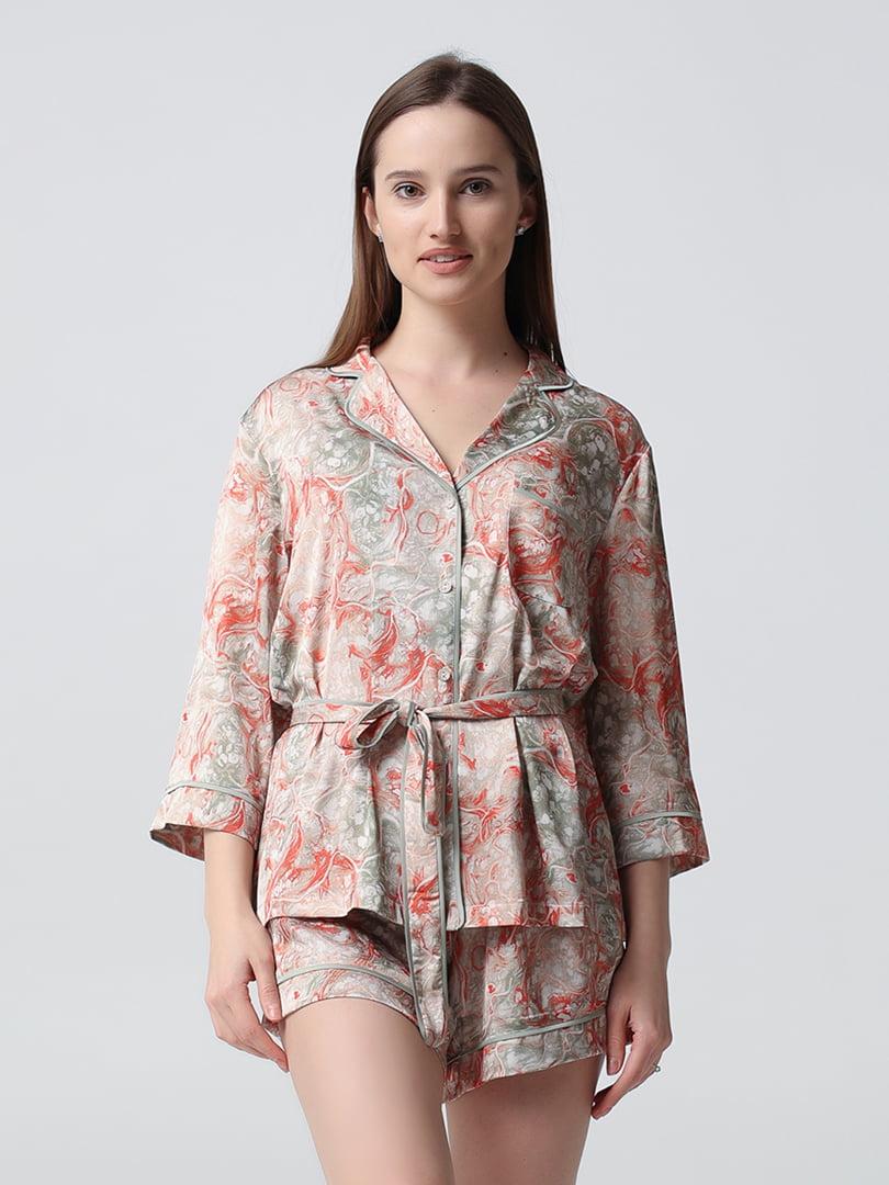 Пижама: рубашка и шорты | 5777200