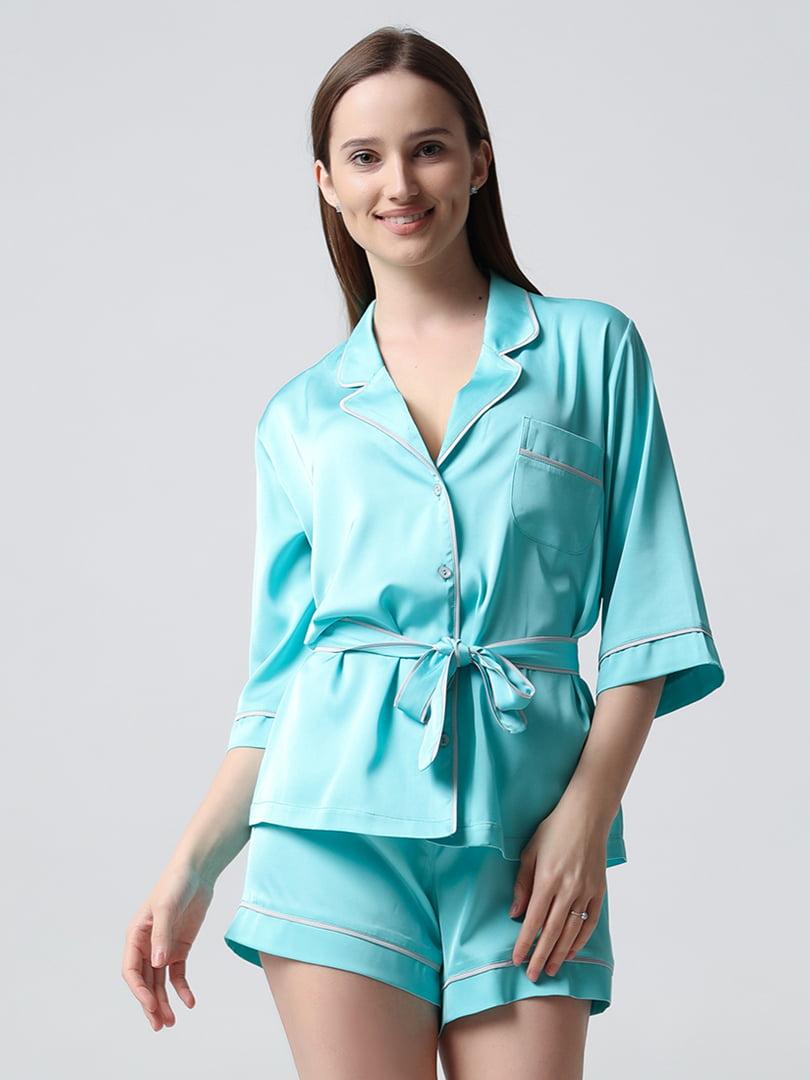 Пижама: рубашка и шорты   5777214