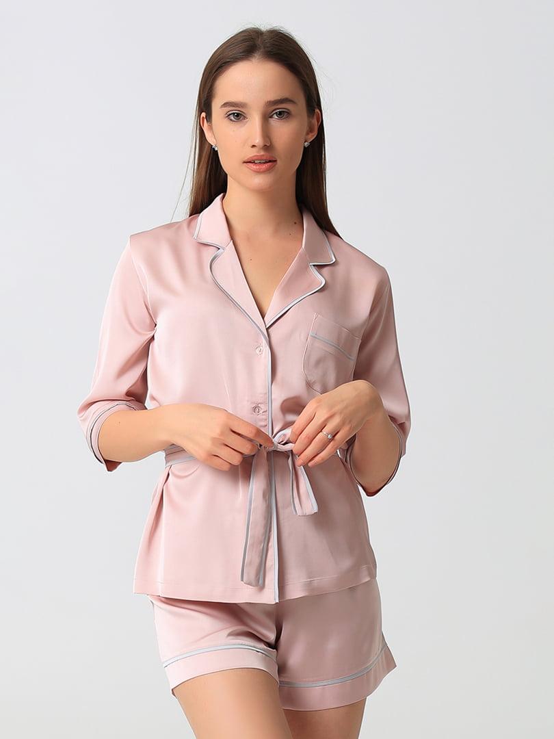 Пижама: рубашка и шорты   5777218