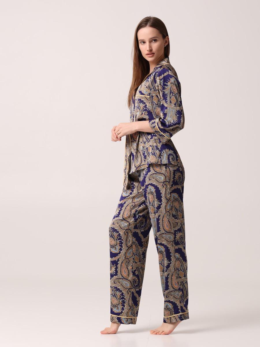 Пижама: рубашка и брюки | 5777232