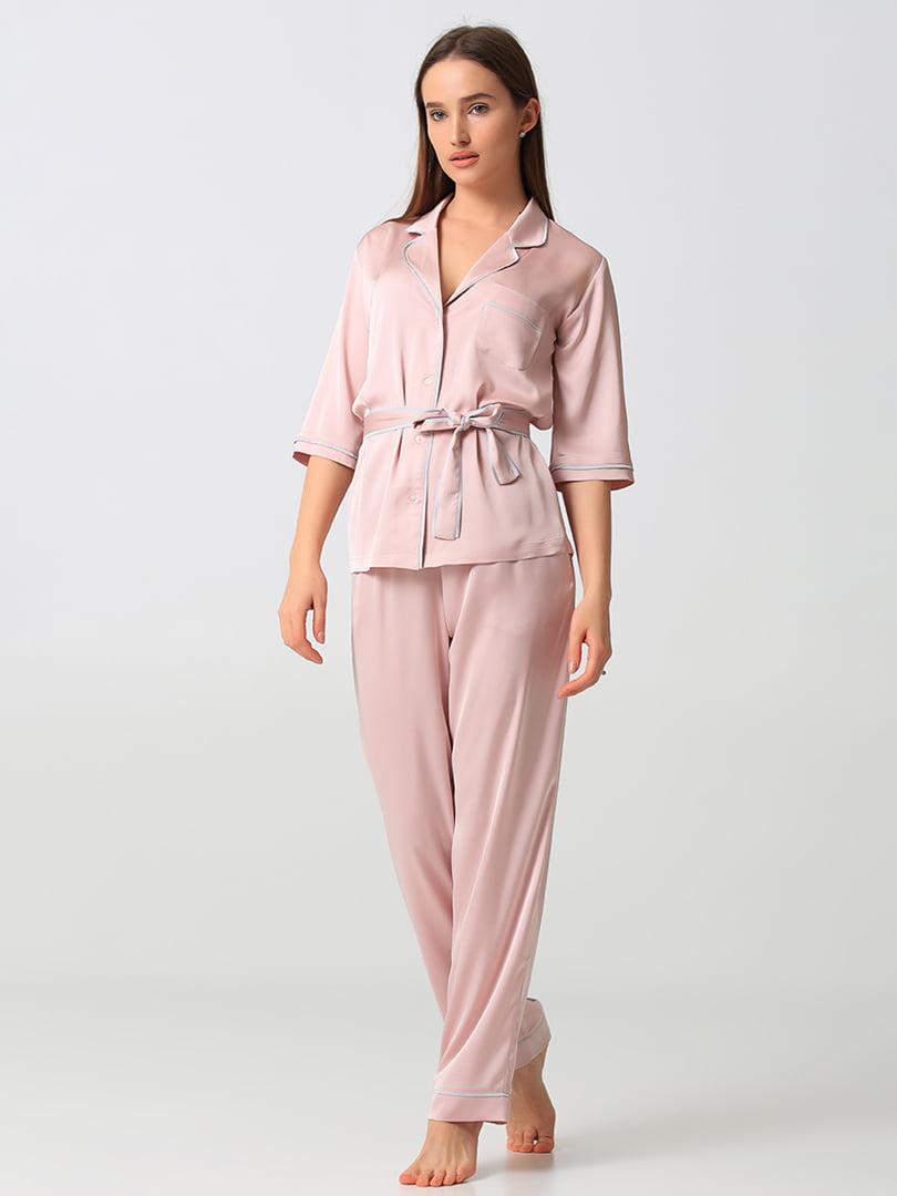 Пижама: рубашка и брюки   5777235