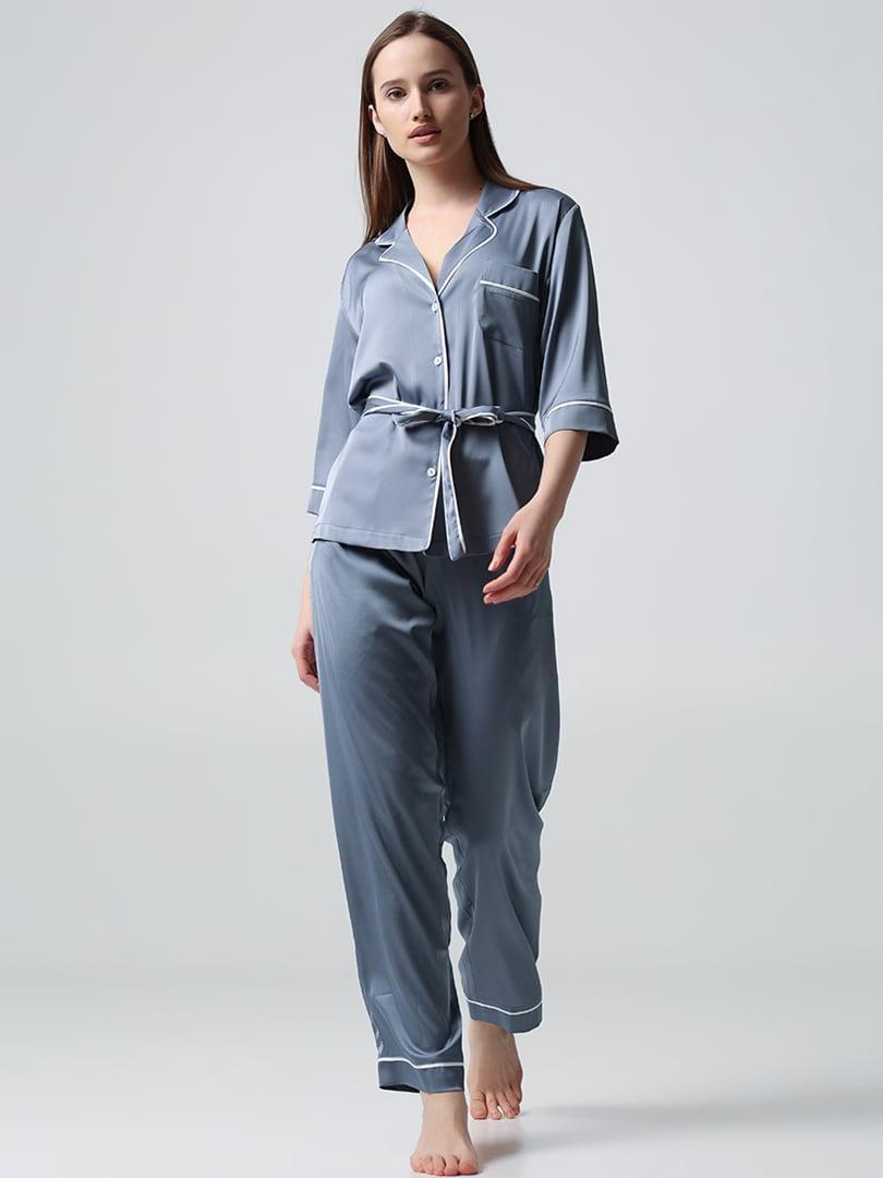 Пижама: рубашка и брюки | 5777238