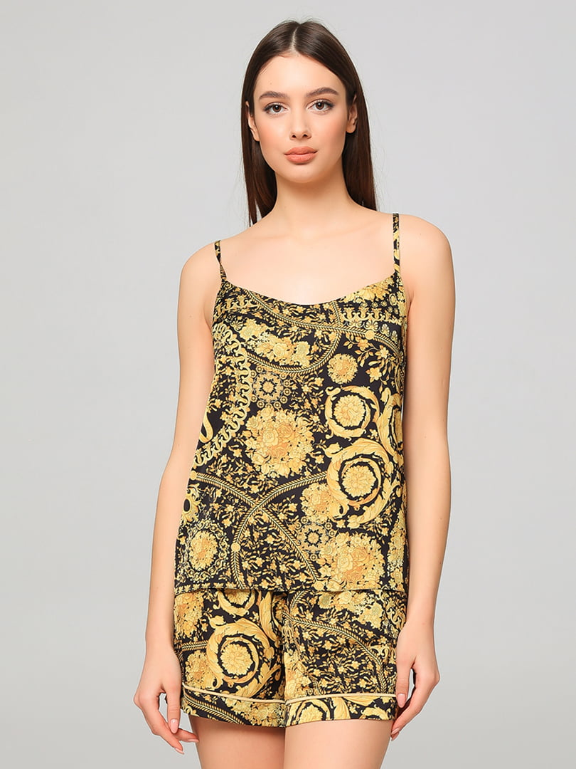 Пижама: топ и шорты   5777253