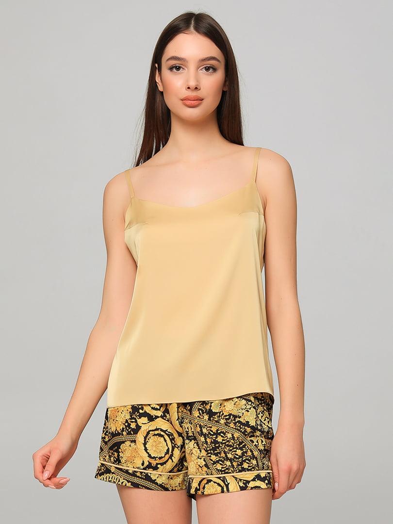 Пижама: топ и шорты   5777265