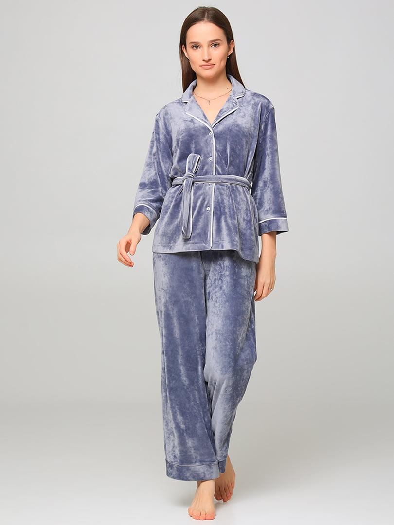 Пижама: рубашка и брюки | 5777287