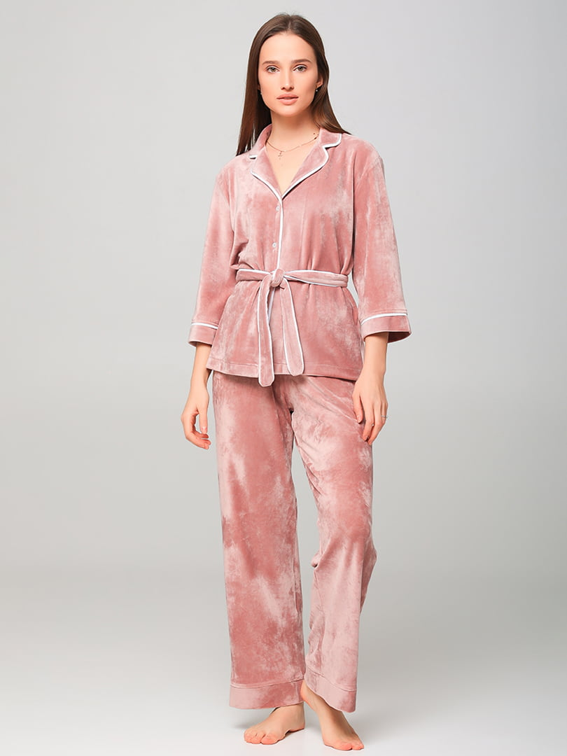 Пижама: рубашка и брюки | 5777288