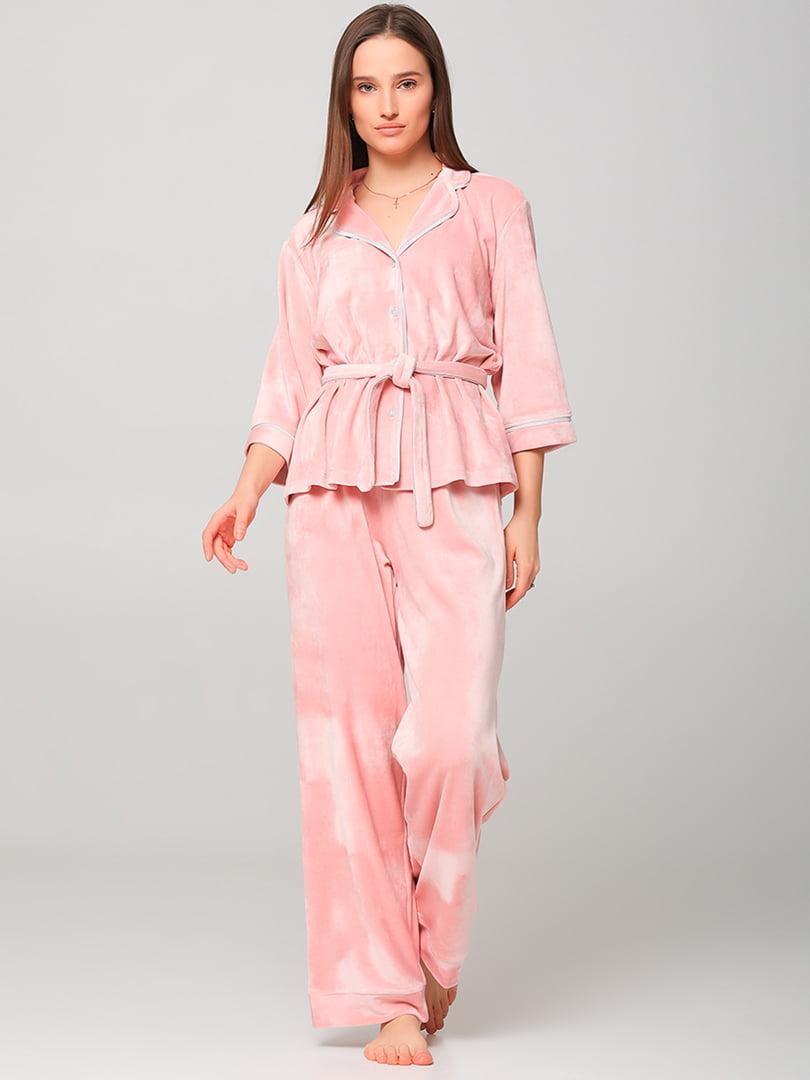 Пижама: рубашка и брюки   5777290