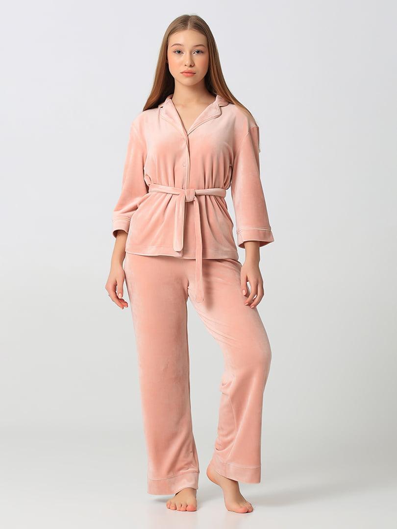 Пижама: рубашка и брюки   5777300