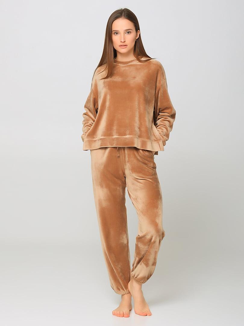 Костюм: свитшот и брюки | 5777306