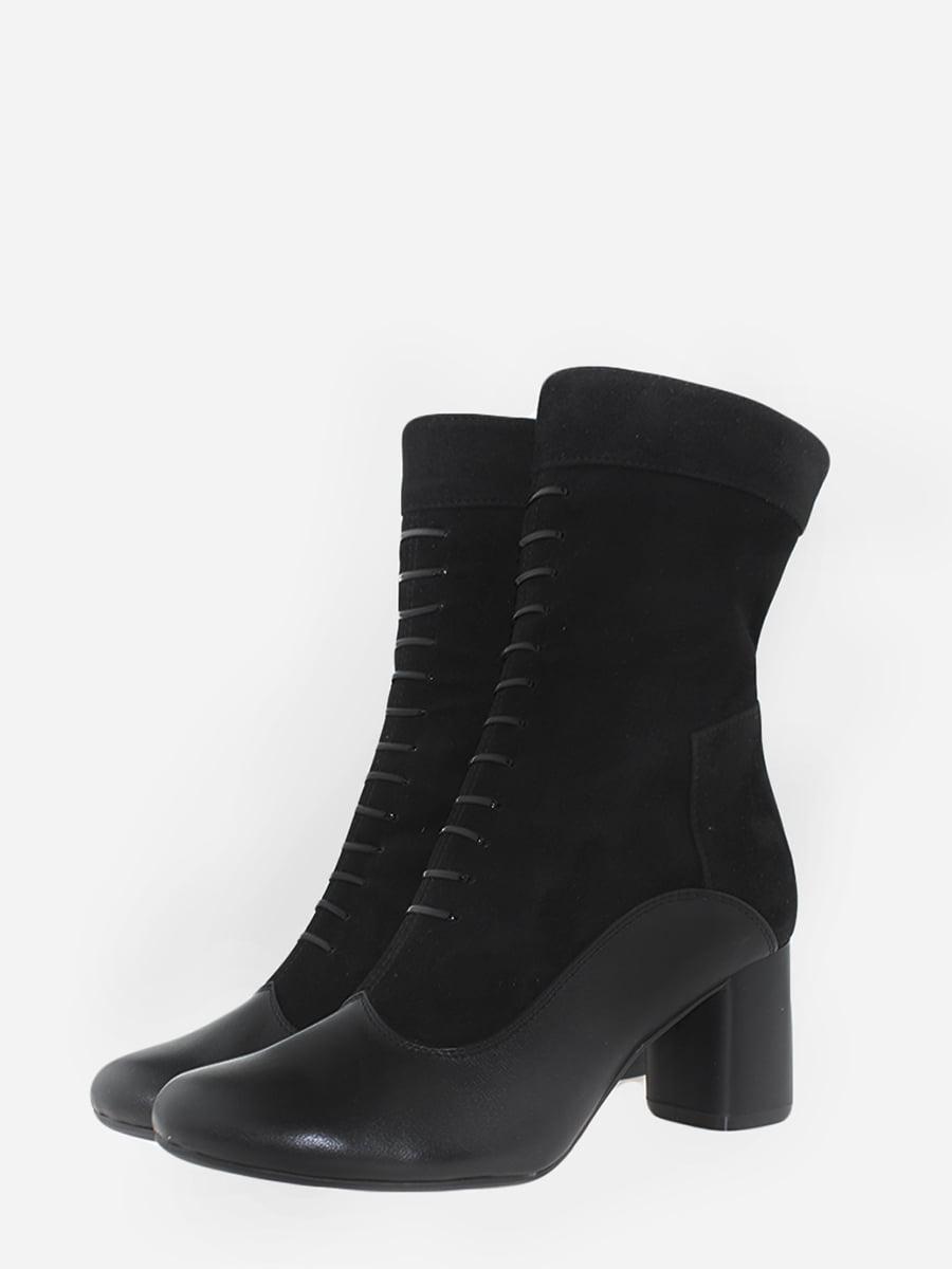 Черевики чорні | 5751107