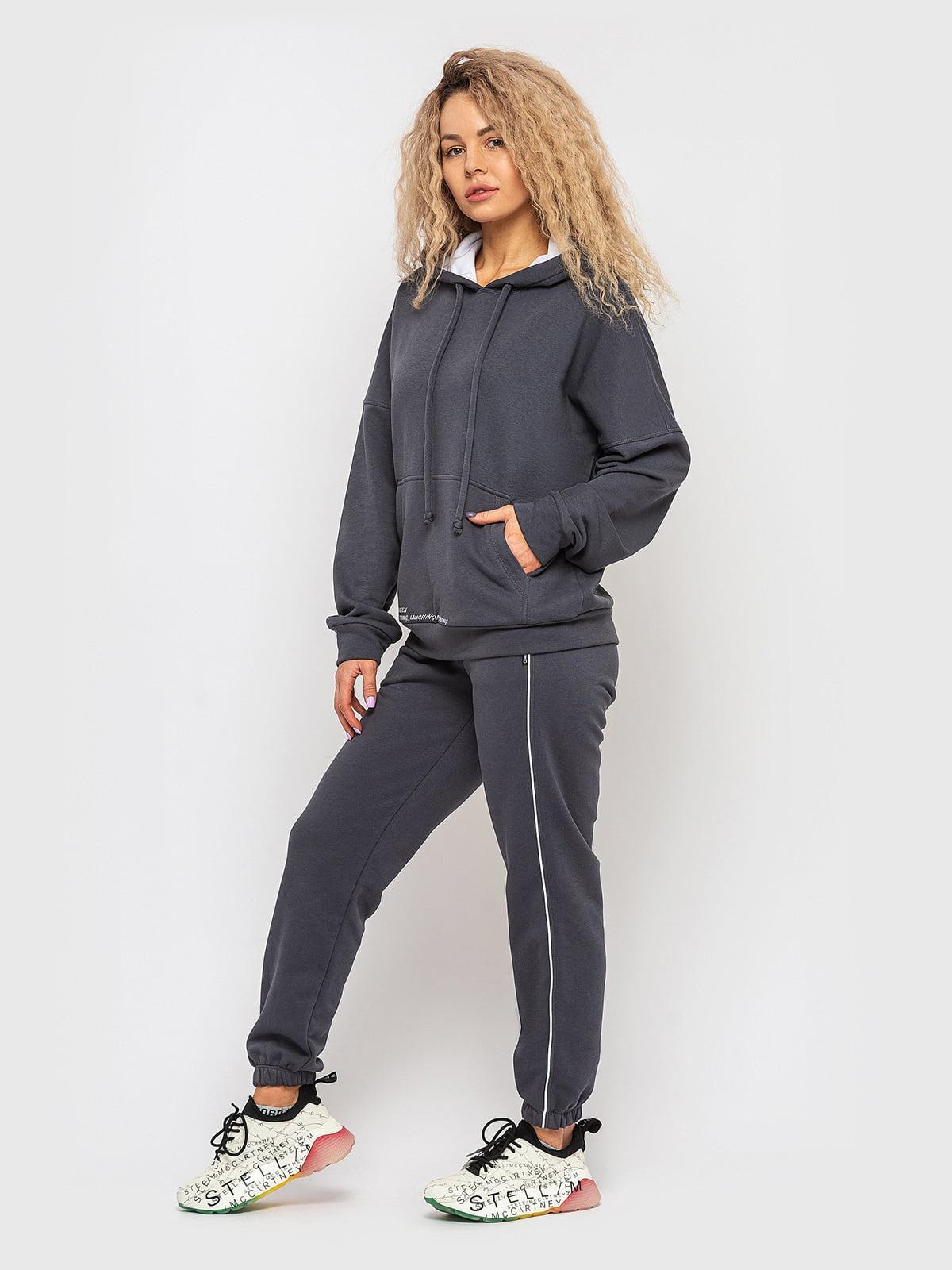 Костюм: худі і штани | 5784682
