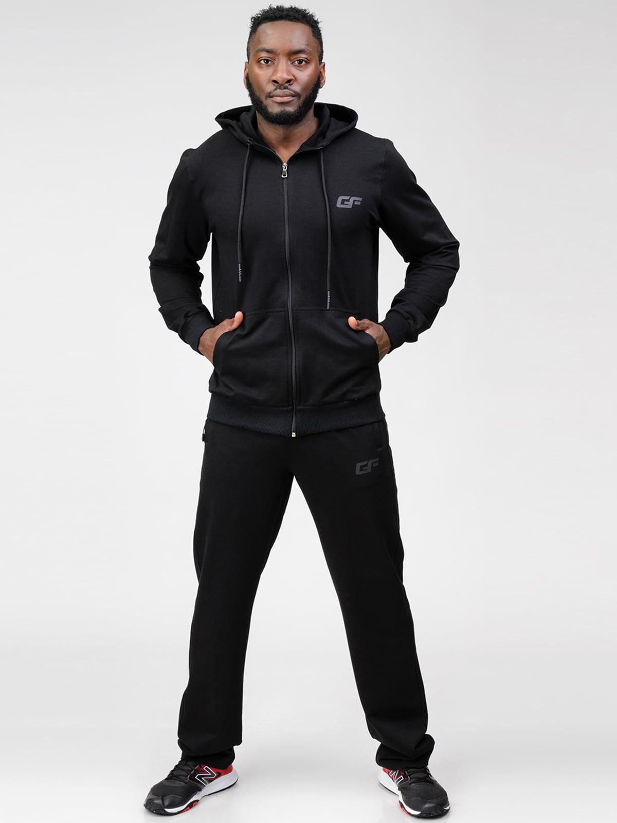 Костюм спортивний: толстовка і штани | 5785576