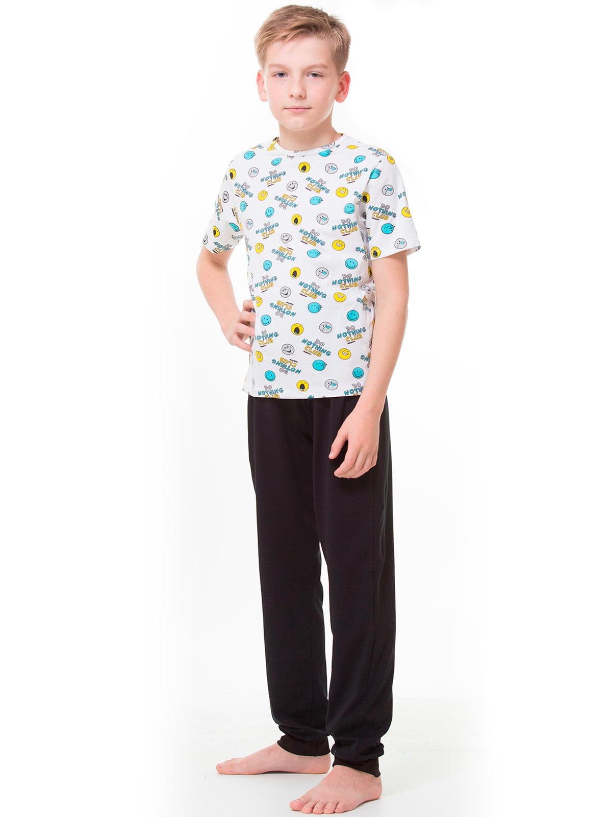 Комплект: футболка и брюки | 5822683