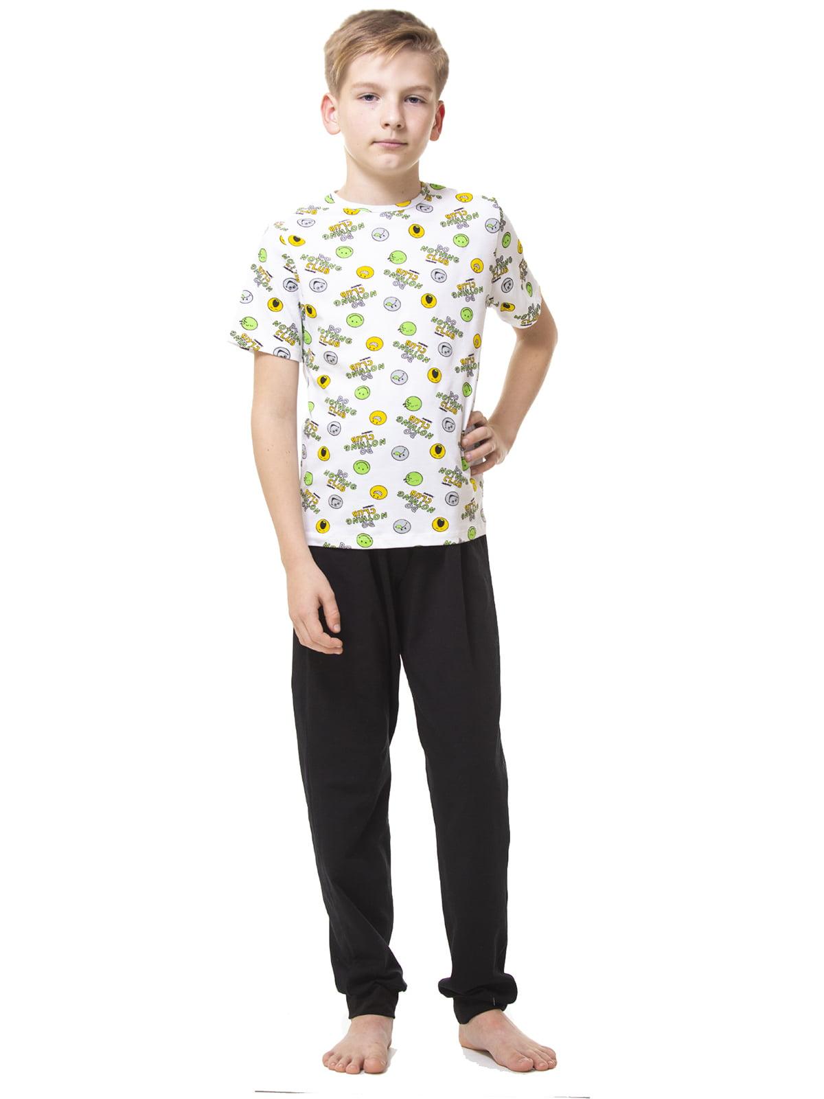 Комплект: футболка и брюки | 5822684