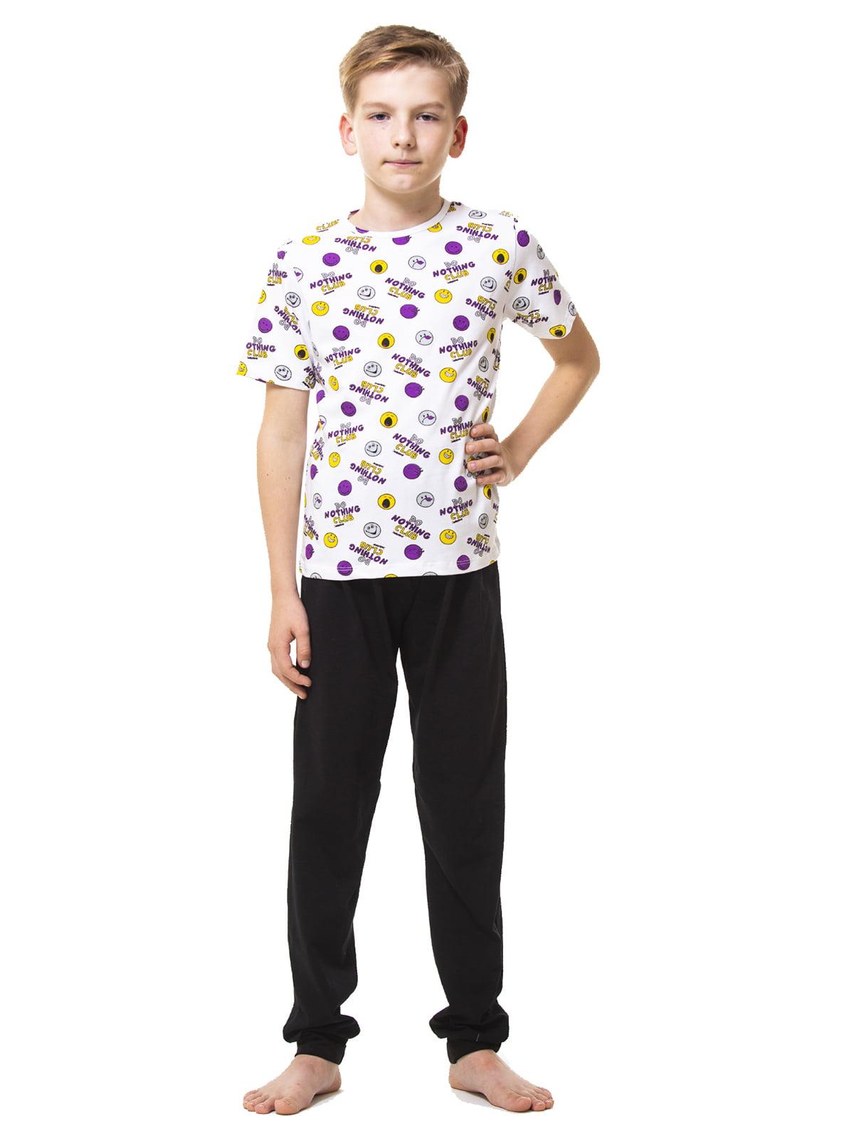 Комплект: футболка и брюки   5822685