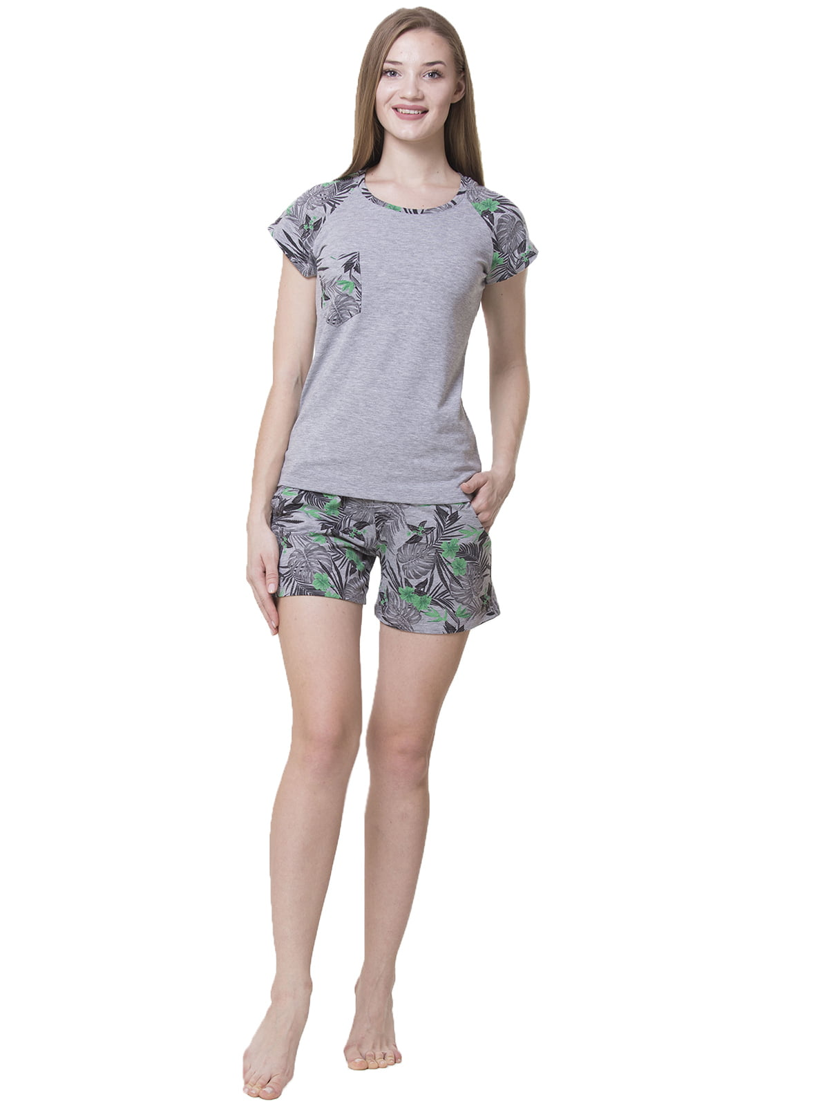 Комплект: футболка и шорты   5822688