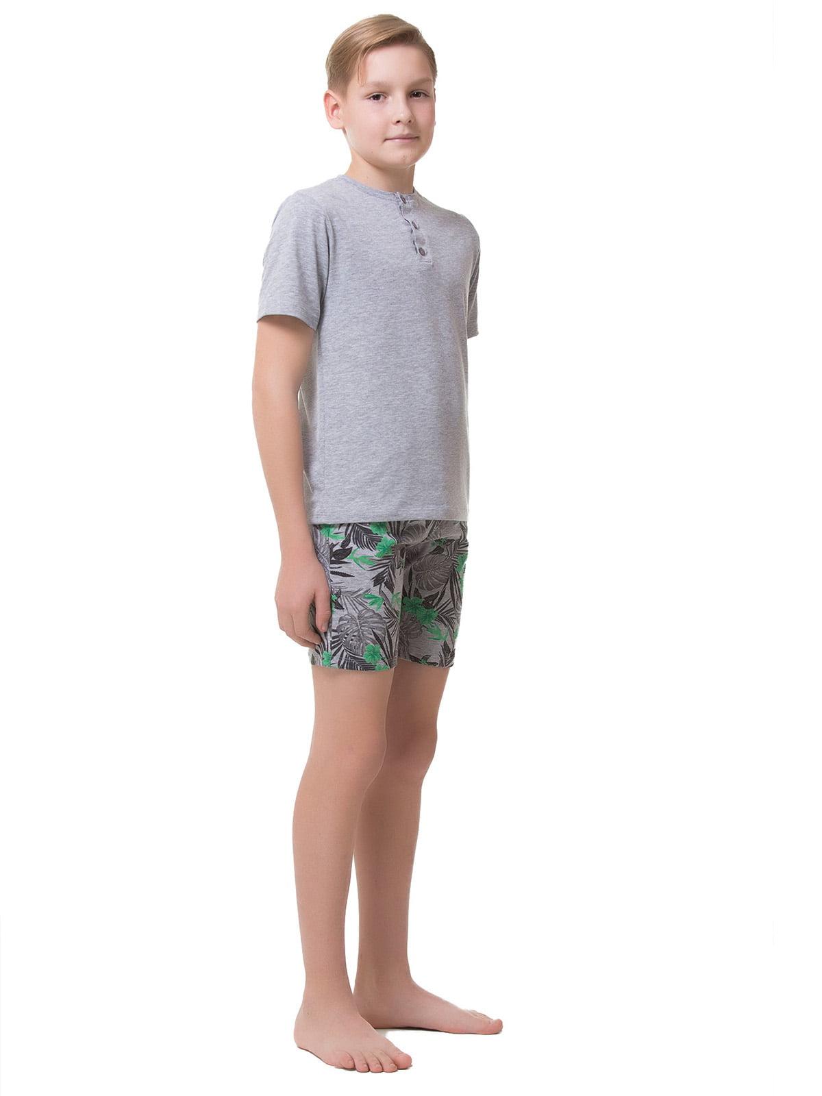 Комплект: футболка и шорты | 5822696