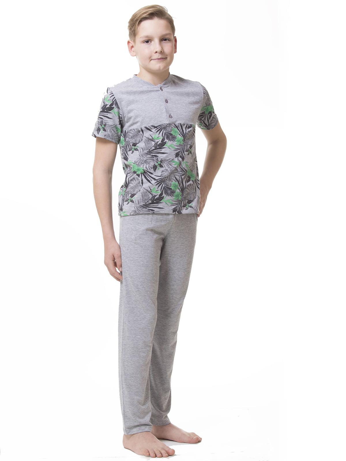 Комплект: футболка и брюки   5822698