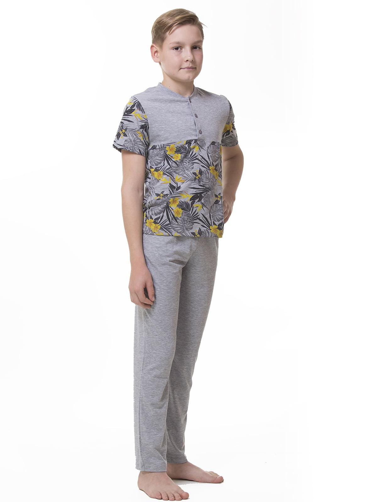 Комплект: футболка и брюки | 5822699