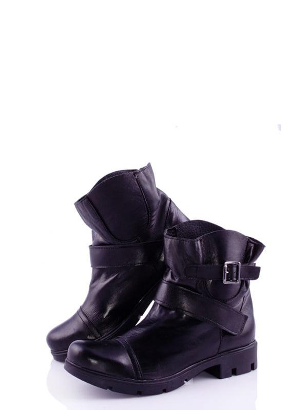 Черевики чорні   4913505