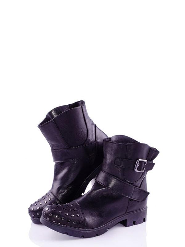 Черевики чорні   4913506