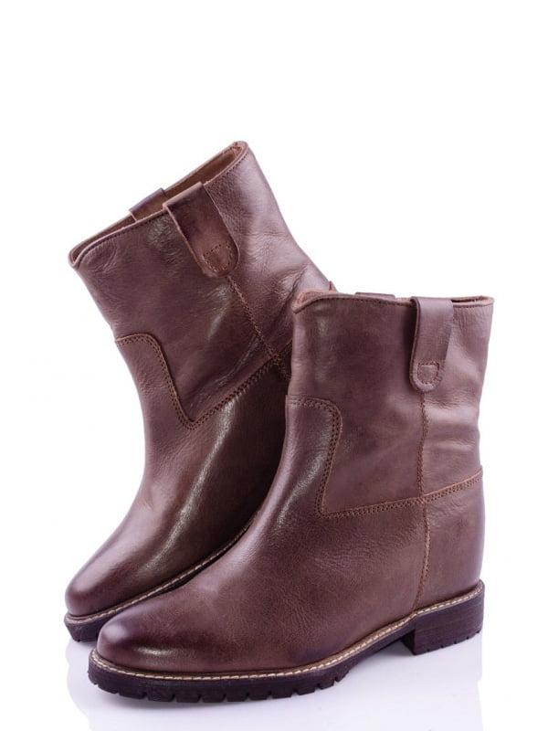 Черевики коричневі   4913511