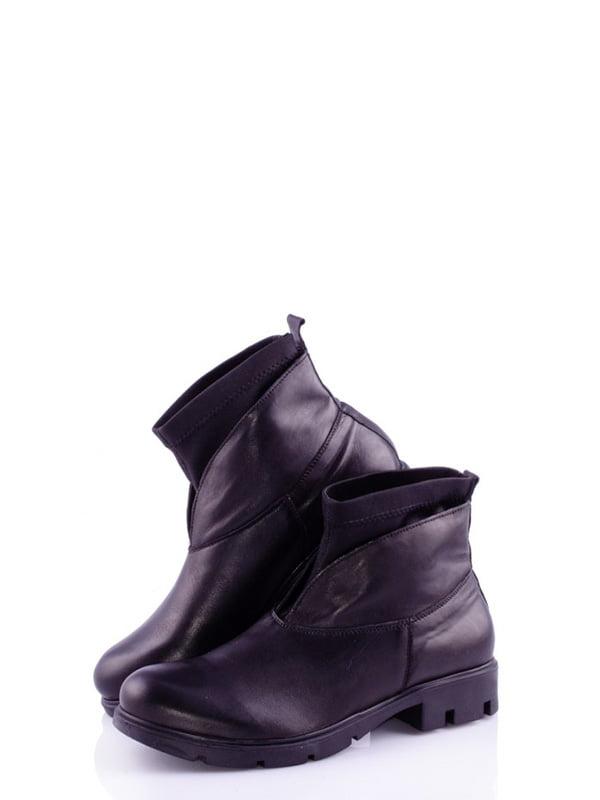 Черевики чорні | 4913512