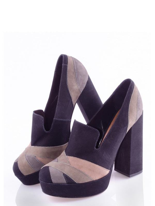 Туфлі комбінованого кольору | 4913602