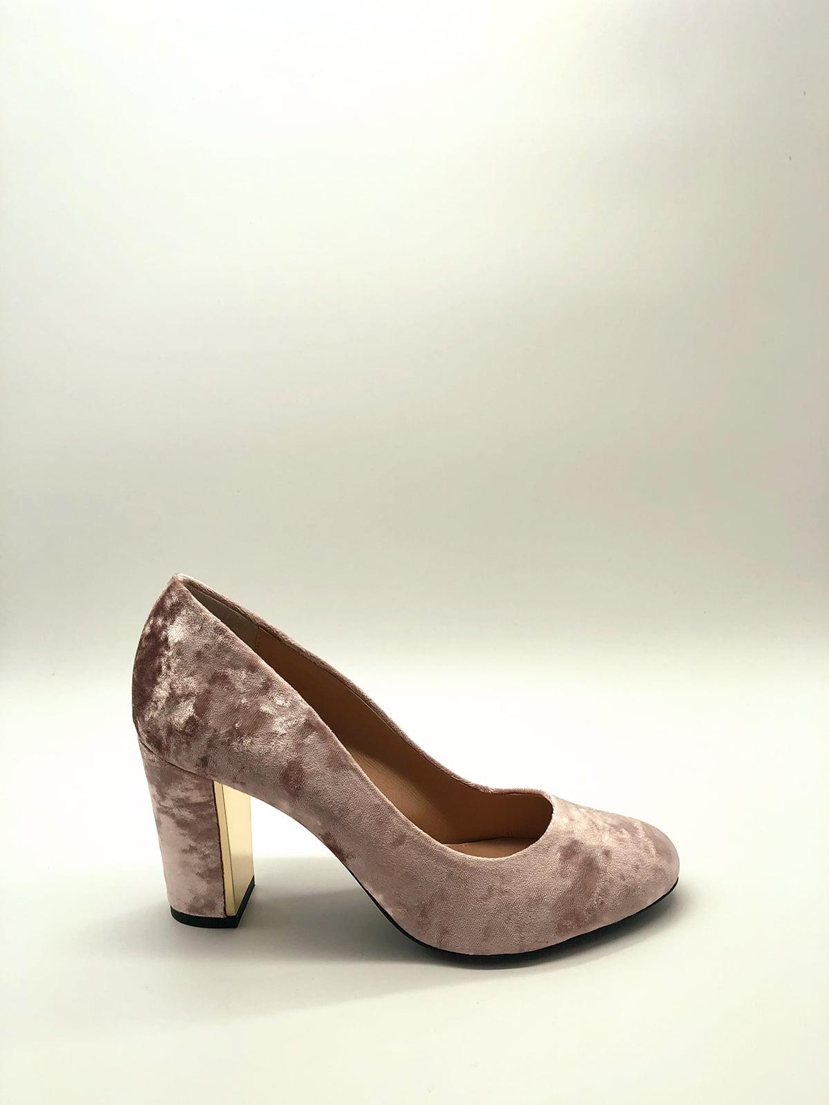 Туфлі пудрового кольору   5826815