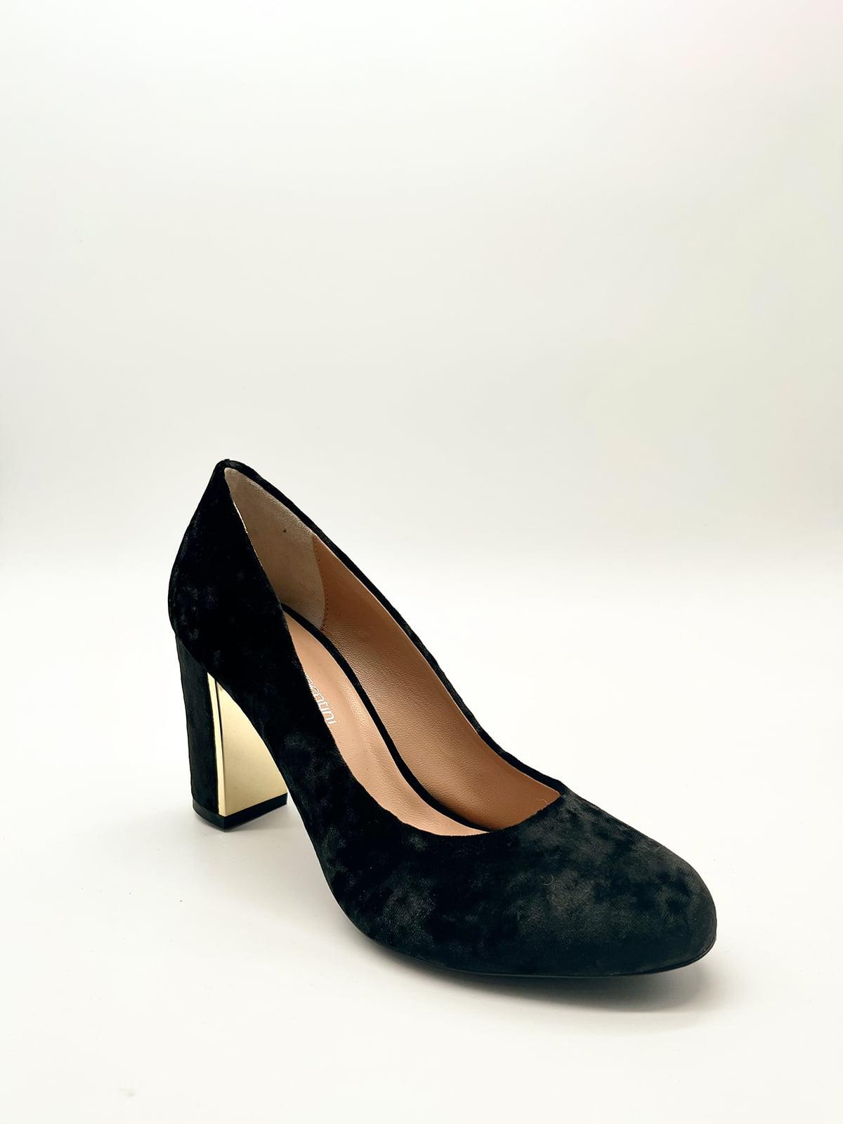 Туфлі чорні | 5826816