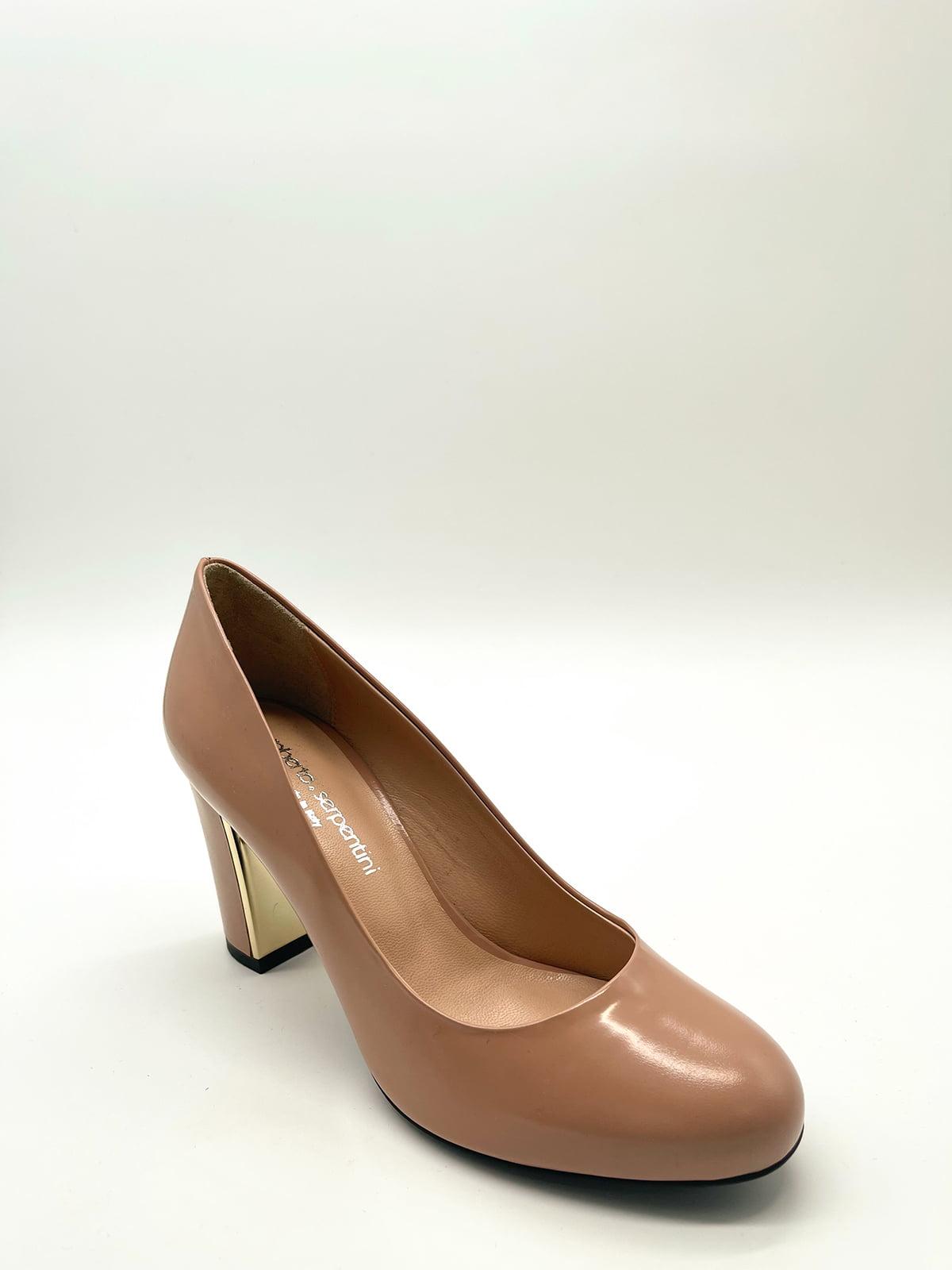 Туфли пудрового цвета | 5826817