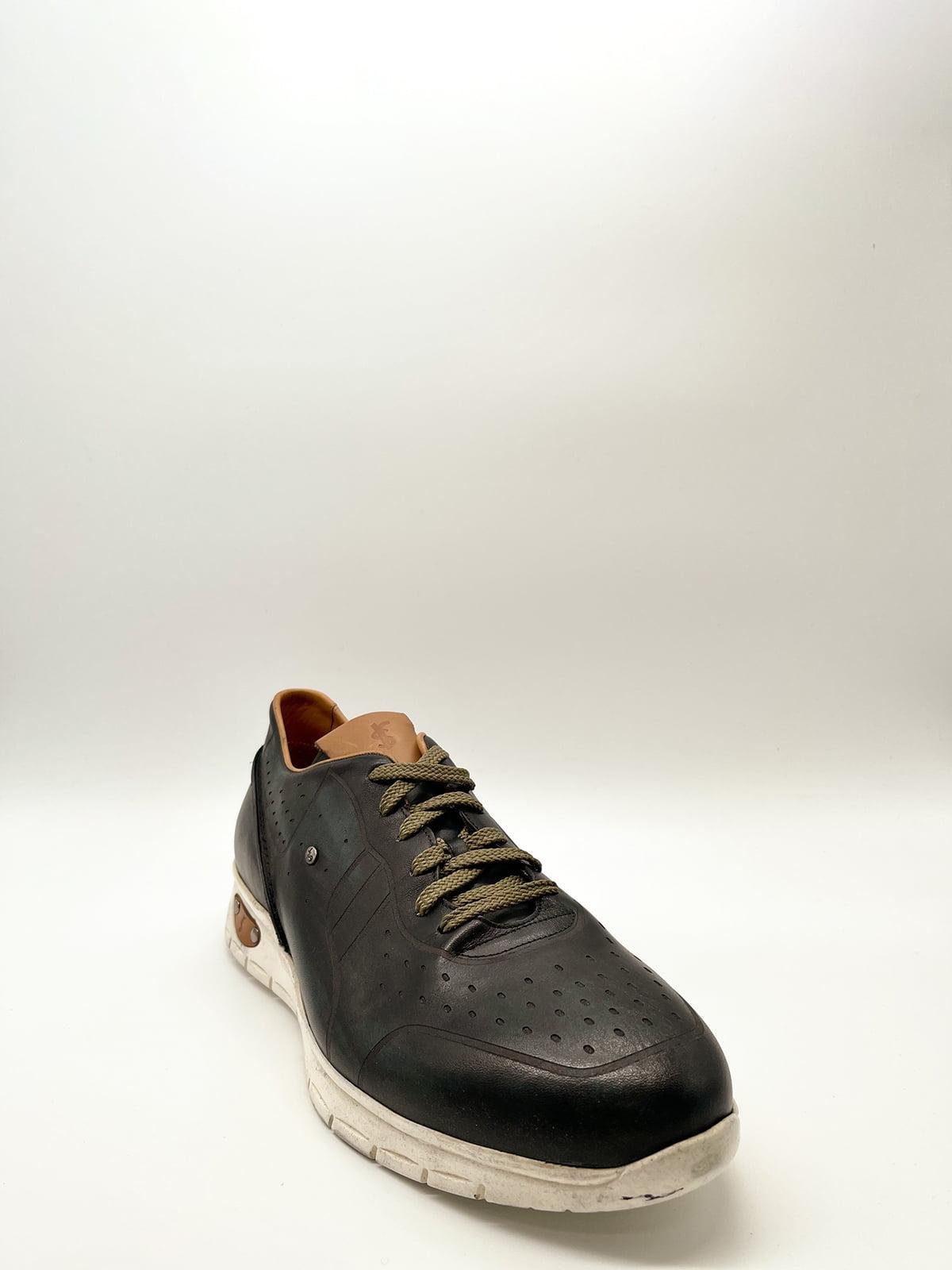 Кросівки темно-зелені | 5826798