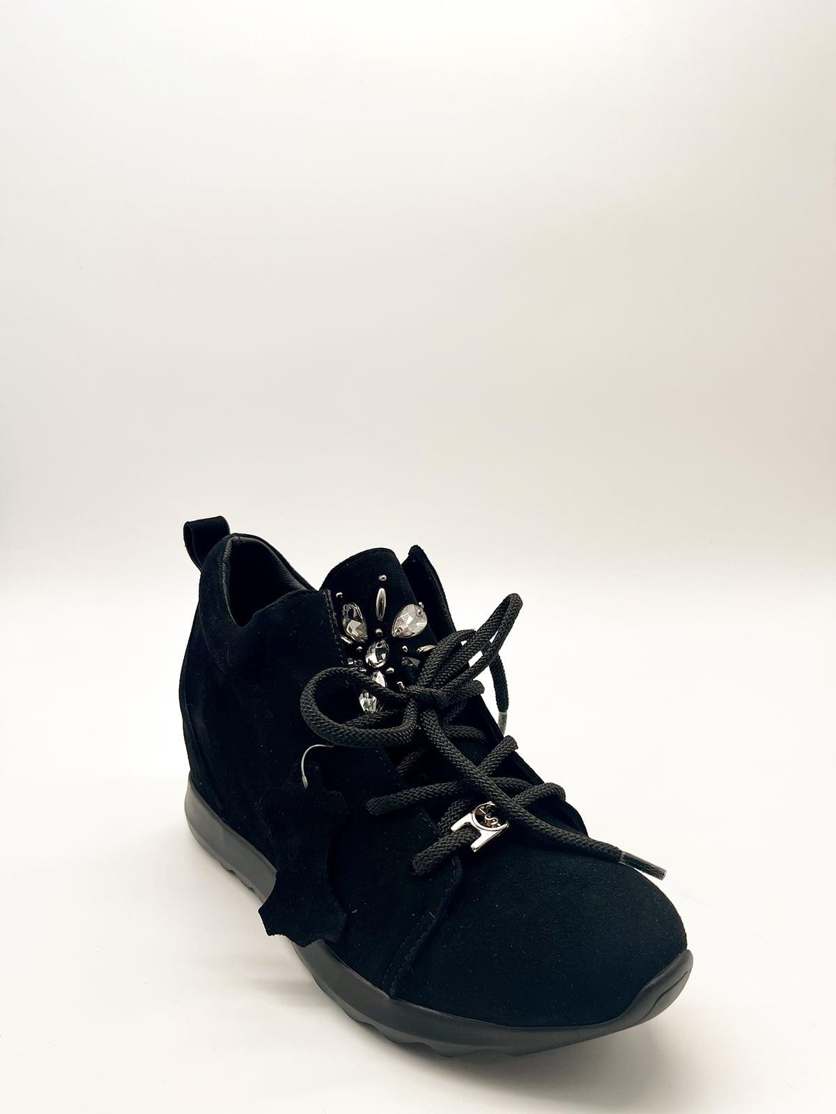 Кросівки чорні | 5826792