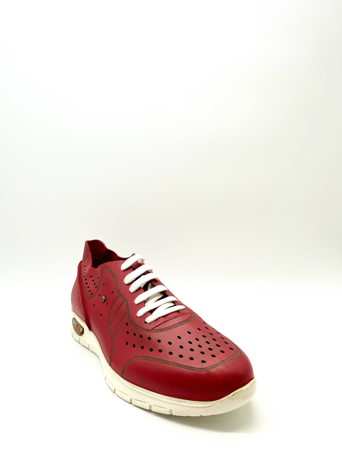 Кросівки червоні | 5826805