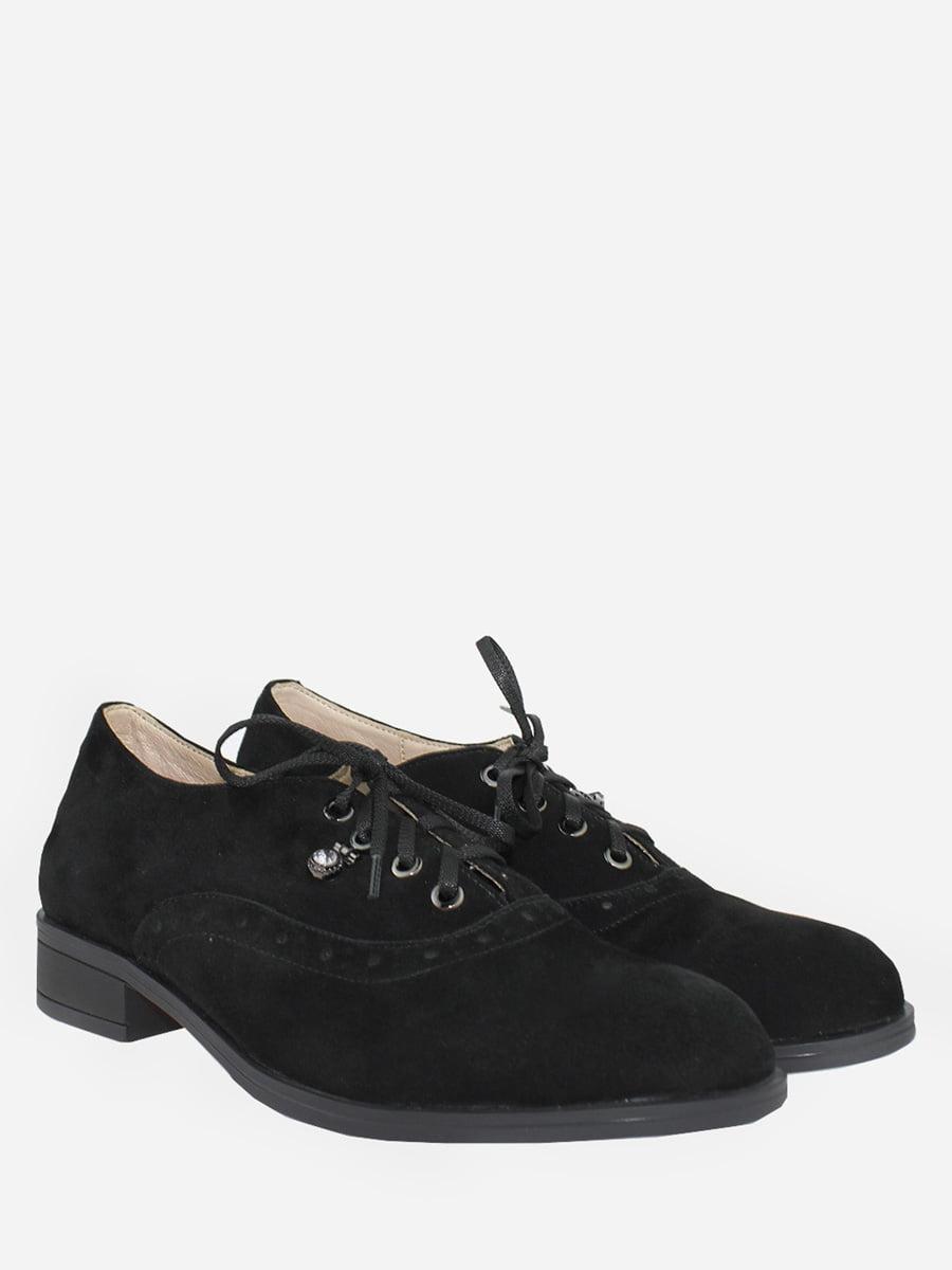 Туфлі чорні | 5827567