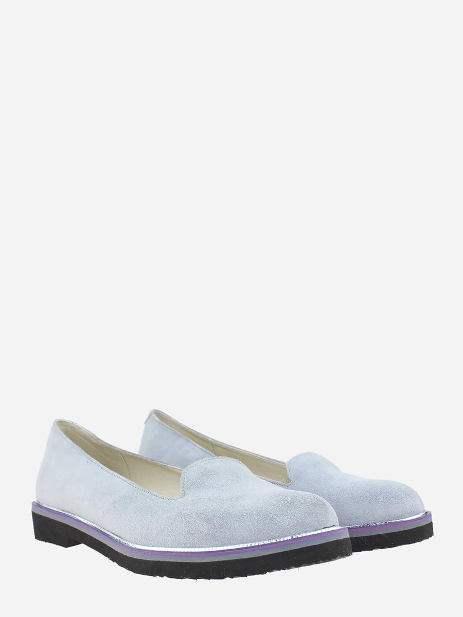 Туфлі сірі | 5827599