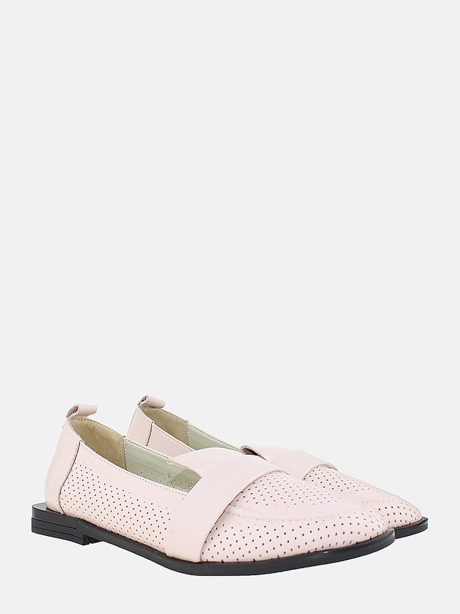 Туфлі пудрового кольору | 5825519