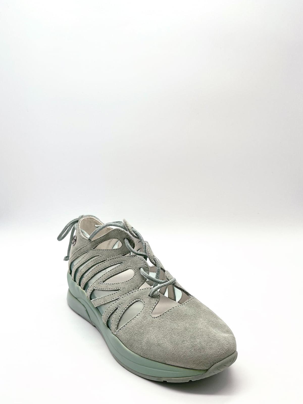 Кросівки м'ятного кольору | 5828781