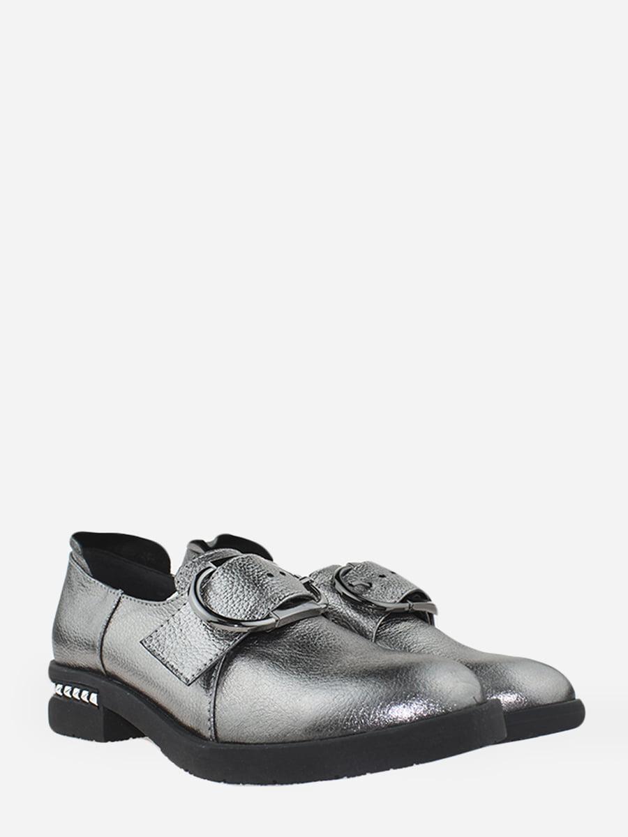 Туфлі сталевого кольору   5831529